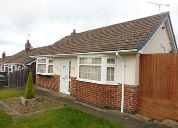 Thumbnail 2 bed bungalow to rent in Anns Way, Oadby, Leicester