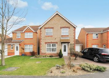 Thumbnail 4 bed detached house for sale in Blackwater Way, Kingswood