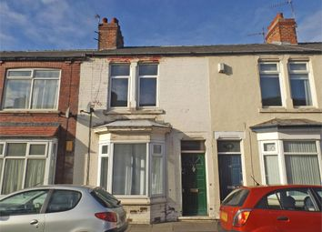 Thumbnail 2 bed terraced house for sale in Charlotte Street, Redcar, North Yorkshire