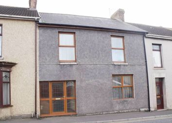 Thumbnail 4 bed terraced house for sale in Pemberton Road, Llanelli, Carms
