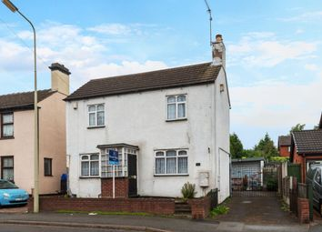 Thumbnail 3 bed detached house for sale in Station Road, Hednesford, Cannock