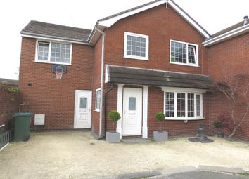Thumbnail 4 bed semi-detached house for sale in Hilltop, Barnton, Northwich