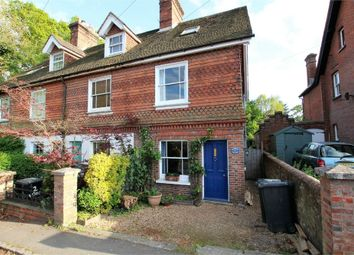 Thumbnail 3 bed end terrace house for sale in Woodside Cottages, Hartfield Road, Forest Row, East Sussex