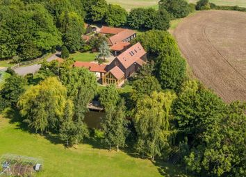 Thumbnail 5 bed barn conversion for sale in Yarmouth Road, Toft Monks, Beccles