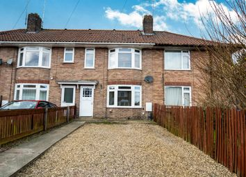 Thumbnail 3 bedroom terraced house for sale in Jex Avenue, New Costessey, Norwich