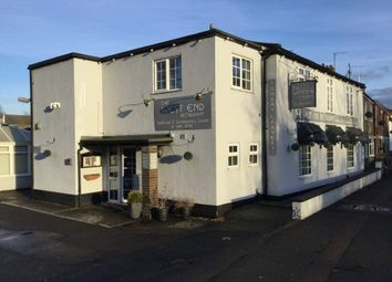 Thumbnail Restaurant/cafe for sale in Leverington Road, Wisbech