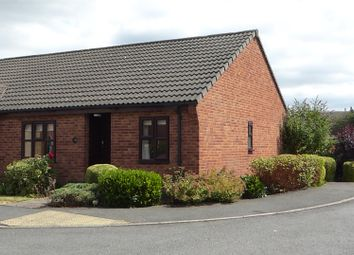 Thumbnail 2 bed semi-detached bungalow for sale in New Street, Church Gresley