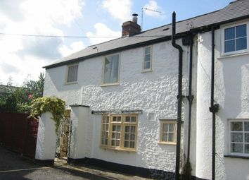 Thumbnail 2 bed cottage to rent in The Butts, Colyton