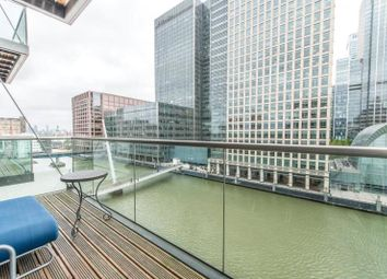Thumbnail 2 bed flat to rent in Discovery Dock West, Discovery Dock West South Quay, Canary Wharf, London