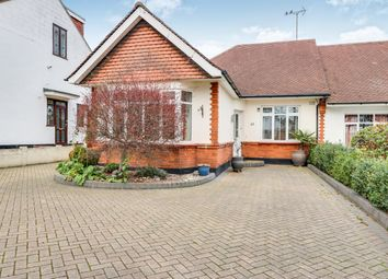 Thumbnail 3 bed semi-detached bungalow for sale in Exford Avenue, Westcliff-On-Sea, Essex
