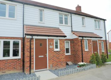Thumbnail 2 bedroom terraced house to rent in Halcrow Avenue, Dartford