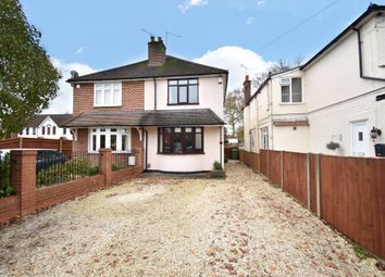 3 bed semi-detached house for sale in Yorktown Road, College Town, Sandhurst, Berkshire GU47