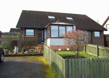 Thumbnail 2 bed maisonette for sale in Muirtown Terrace, Inverness