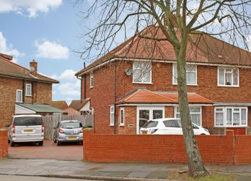 Thumbnail 4 bed semi-detached house for sale in Kingshill Avenue, Northolt
