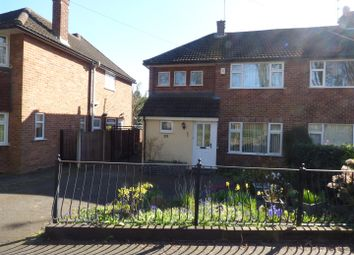 Thumbnail 3 bed semi-detached house for sale in Broadway Park Close, Broadway, Derby