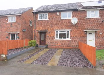 Thumbnail 3 bed terraced house for sale in Stannard Road, Manchester