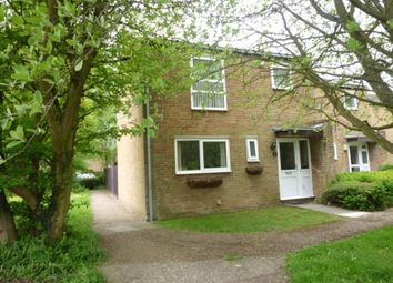 Thumbnail 3 bedroom end terrace house to rent in Ayelands, New Ash Green, Longfield