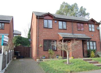Thumbnail 3 bed semi-detached house for sale in Cascade Road, Buckhurst Hill