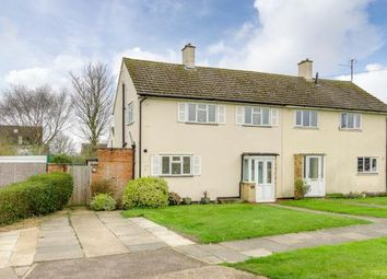 Thumbnail 3 bed semi-detached house for sale in Lanchester Close, Clapham, Bedford, Bedfordshire