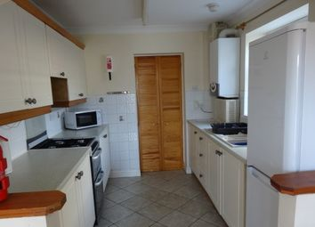 Thumbnail 1 bed terraced house to rent in Oxford Street, Treforest, Pontypridd