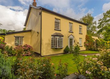 Thumbnail 4 bed detached house for sale in Twiss Green Lane, Culcheth, Warrington