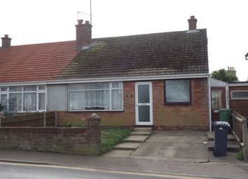 Thumbnail 2 bed semi-detached bungalow for sale in High Road, Gorleston, Great Yarmouth