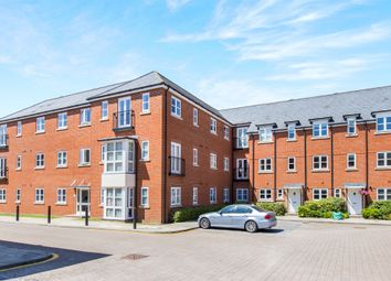 Thumbnail 2 bed flat for sale in Cardingham Court, Knowle, Fareham