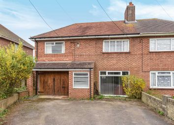 Thumbnail 4 bed semi-detached house for sale in Green Lane, Bayworth