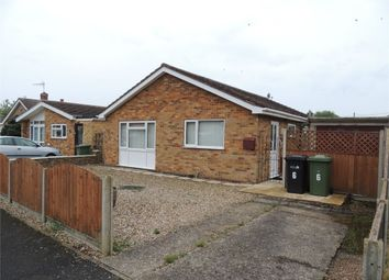 Thumbnail 3 bed detached bungalow for sale in Beverley Way, Clenchwarton, King's Lynn