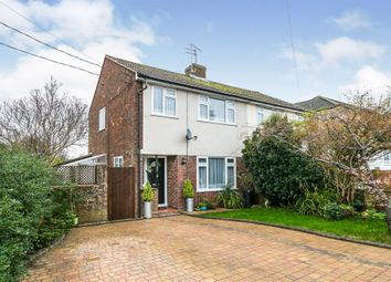 Thumbnail 3 bed semi-detached house for sale in West Street, Burgess Hill