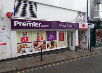 Thumbnail Retail premises for sale in 39 Fore Street, Totnes, Devon
