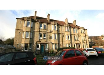 Thumbnail 1 bed flat to rent in Lochend Grove, Edinburgh