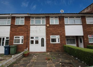 Thumbnail 3 bed terraced house for sale in Weston Drive, Stanmore, Middlesex