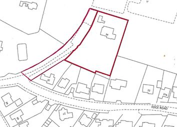 Thumbnail 4 bed detached house for sale in Edge Road, Matlock