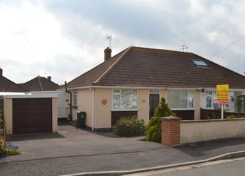 Thumbnail 2 bed semi-detached bungalow for sale in Vale Crescent, St Georges, Weston-Super-Mare