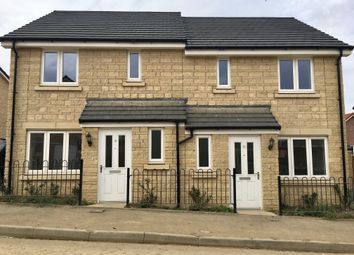 Thumbnail 2 bed semi-detached house for sale in Prince Charles Drive, Wiltshire