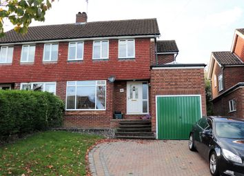 Thumbnail 3 bed semi-detached house to rent in Deeds Grove, High Wycombe