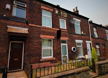 Thumbnail 2 bed terraced house for sale in James Street, Radcliffe, Manchester