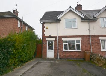 Thumbnail 3 bed semi-detached house for sale in William Iliffe Street, Hinckley, Leicestershire