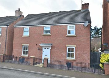 Thumbnail 4 bed detached house for sale in Carwardine Field, Abbeymead, Gloucester