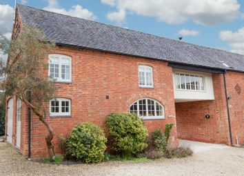 Thumbnail 3 bed barn conversion for sale in Main Street, Stretton Under Fosse, Rugby