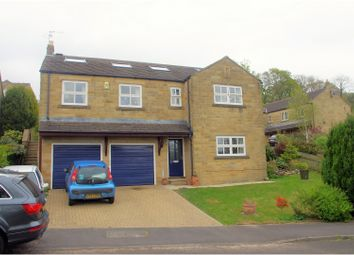 Thumbnail 4 bed detached house for sale in Springfield Way, Pateley Bridge