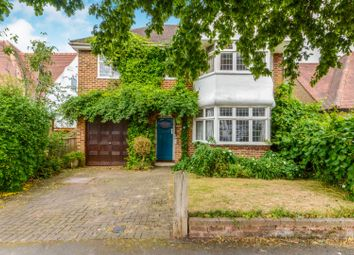 Thumbnail 4 bed detached house for sale in Central Avenue, Pinner