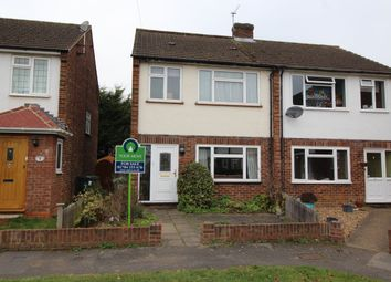 Thumbnail 4 bed semi-detached house for sale in Greenleaves Court, Redleaves Avenue, Ashford