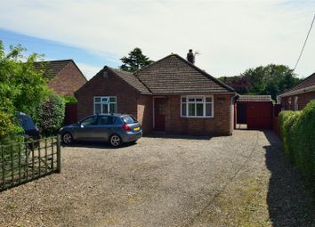 Thumbnail 3 bed detached bungalow for sale in Windmill Lane, Costessey, Norwich