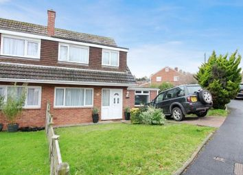 Thumbnail 4 bed semi-detached house for sale in Barley Farm Road, Higher St Thomas, Exeter