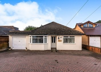 Thumbnail 3 bed bungalow for sale in Longford Road, Cannock