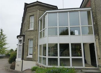 Thumbnail 2 bed flat for sale in Clarence Road, Norwich