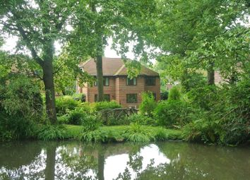 Thumbnail 5 bed detached house for sale in Dartnell Court, West Byfleet