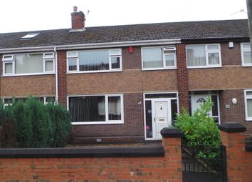 Thumbnail 3 bed town house for sale in Seymour Street, Hanley, Stoke-On-Trent